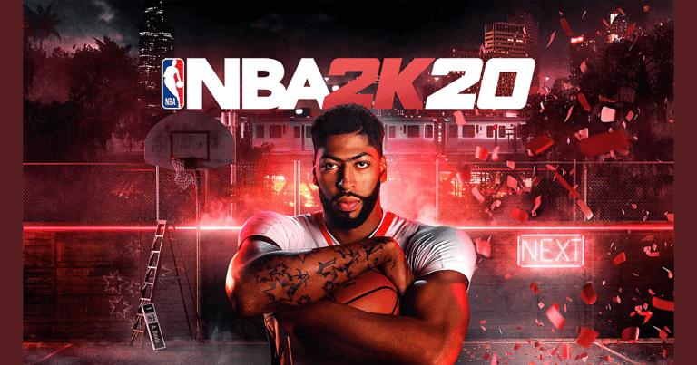 NBA 2K20 Gets LeBron James Produced My Career Mode