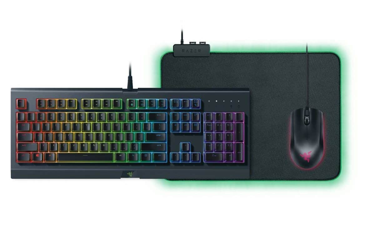 Razer Gaming Keyboard and Mouse Combo