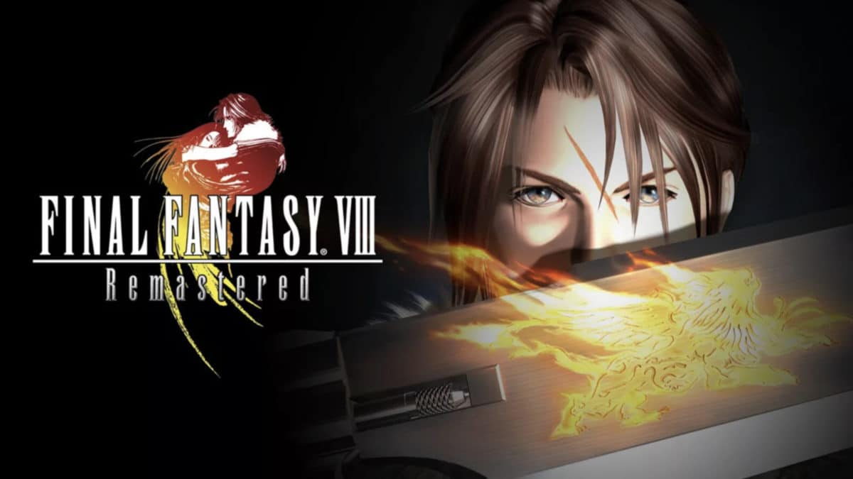 Square Enix Announces Final Fantasy VIII Remaster Release Date