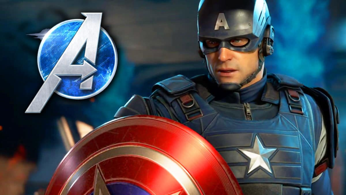 Square Enix Releases Full Marvels Avengers Gameplay Trailer At Gamescom