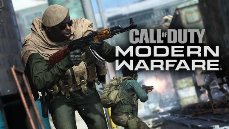 Surprise PlayStation 4 Call of Duty Modern Warfare Alpha Announced At Gamescom