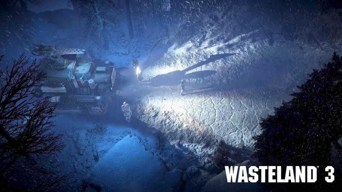 Wasteland 3 GamesCom