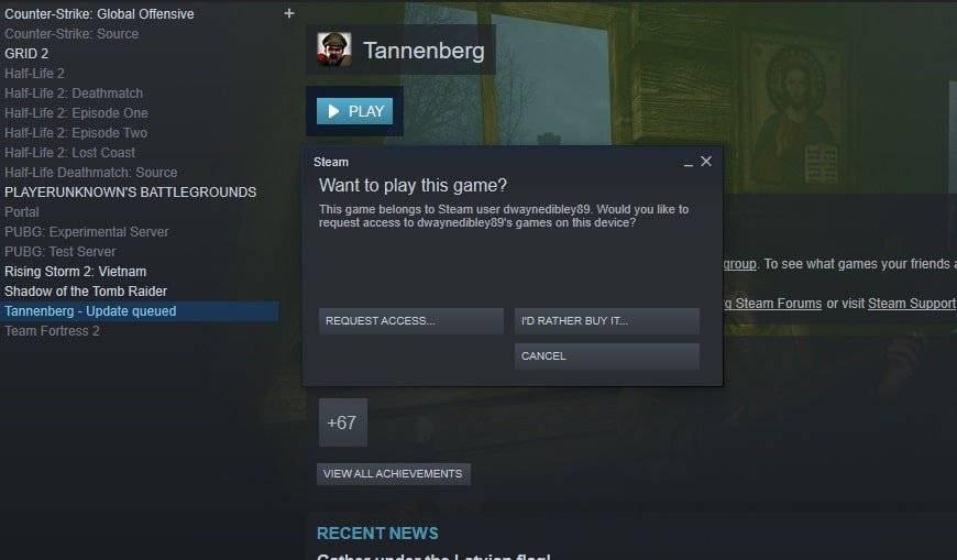 How to Share Games on Steam   WePC 2019 Guide