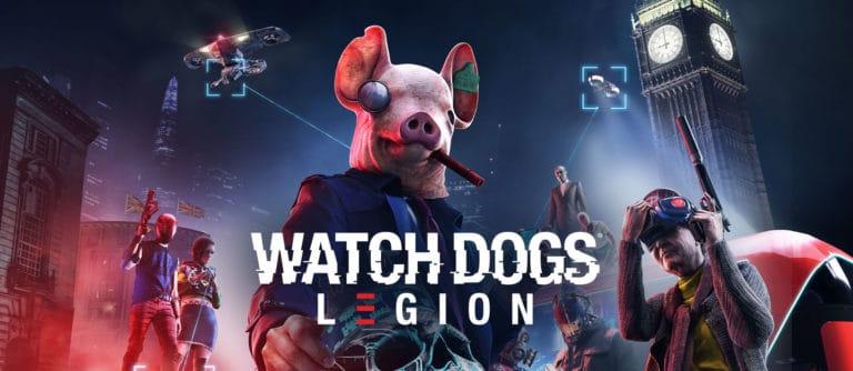 watch dogs legion game trailer