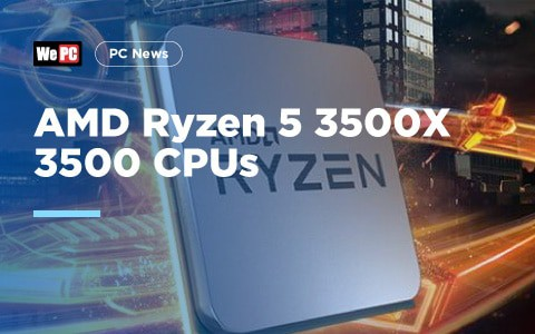 AMD Ryzen 5 3500X 3500 CPUs
