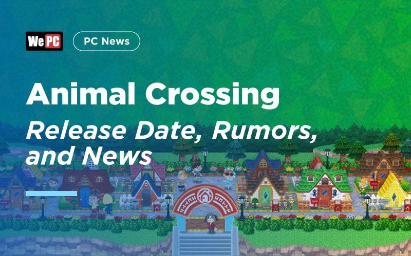 Animal Crossing release