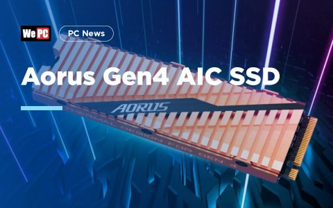 Aorus Gen4 AIC SSD