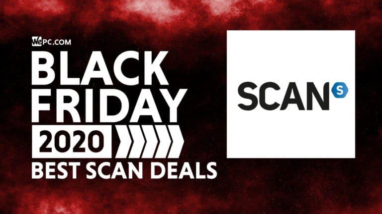 Scan Black Friday Deals 2020