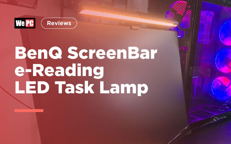 BenQ ScreenBar e Reading LED Task Lamp