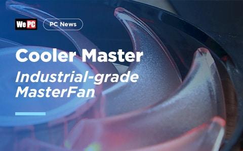 Cooler Master Industrial grade MasterFan