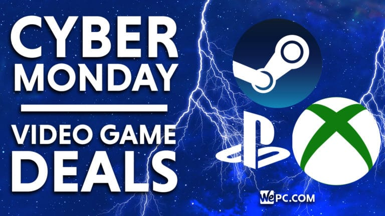 Cyber Monday Video Game Deals In 2020 Wepc