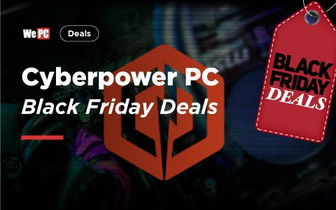 Cyberpower PC Black Friday Deals