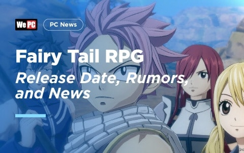 Fairy Tail RPG Release