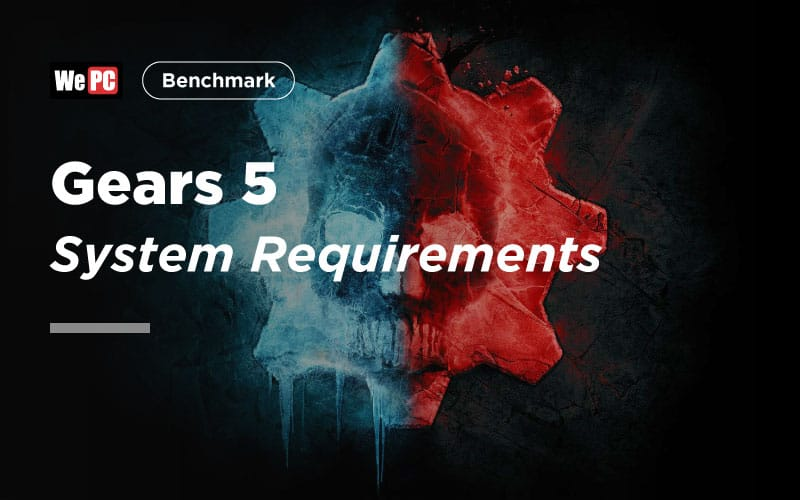 Gears 5 System Requirements 1