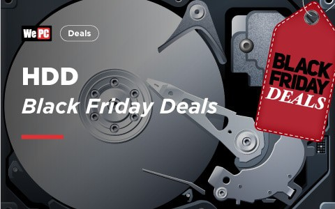 HDD Black Friday Deals