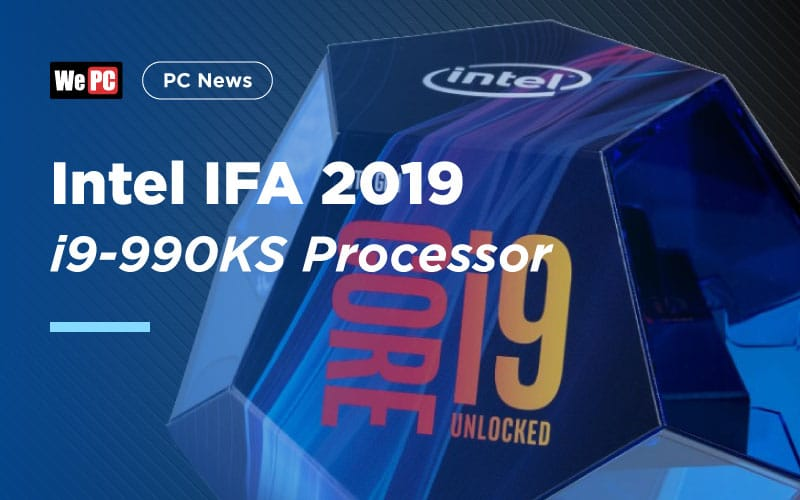 Intel i9 990KS Processor
