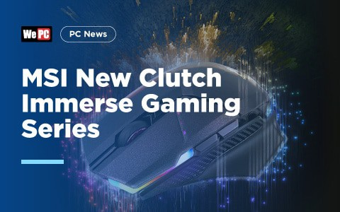 MSI New Clutch Immerse Gaming Series