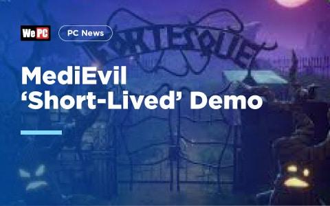 MediEvil Short Lived Demo