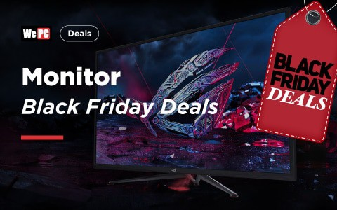 Monitor Black Friday Deals