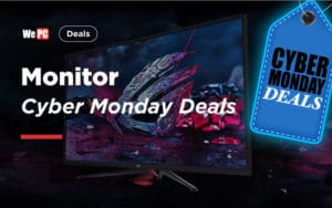 Monitor Cyber Monday Deals 1