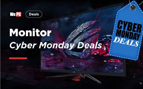Monitor Cyber Monday Deals