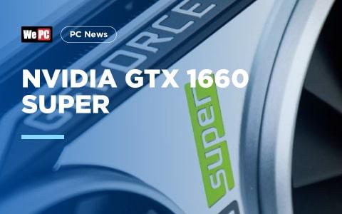 NVIDIA GTX 1660 SUPER 1