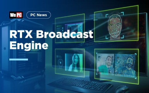 Nvidia RTX Broadcast Engine