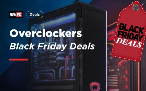 Overclockers PC Black Friday Deals