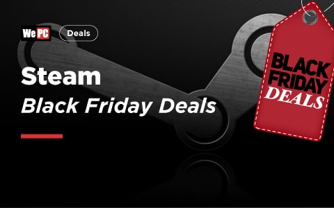 Steam Black Friday Deals