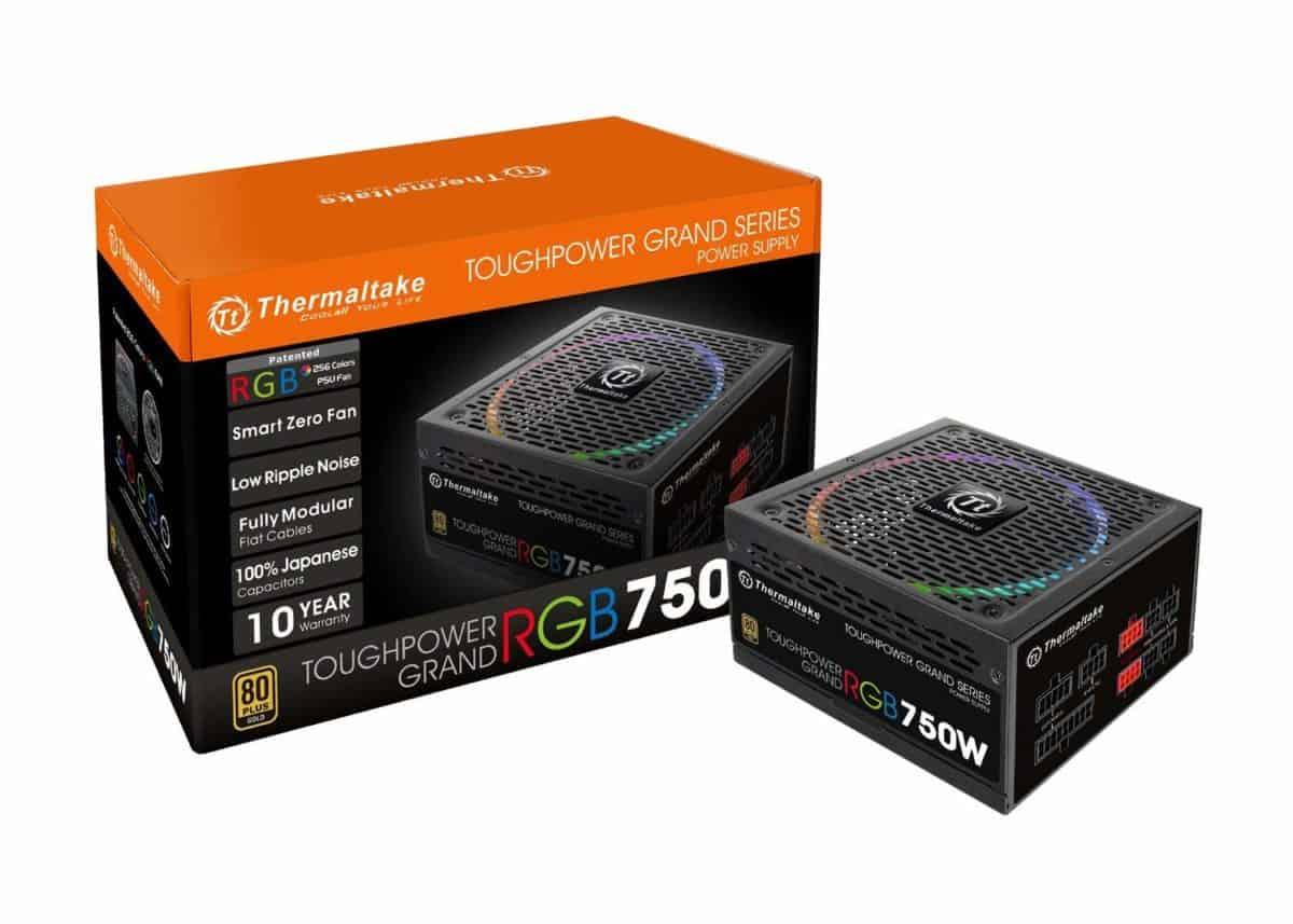 Thermaltake Toughpower Grand RGB 750W 80+ Gold