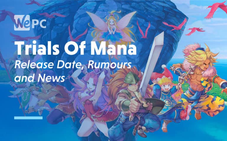 Trials of Mana Release Date Rumours and News