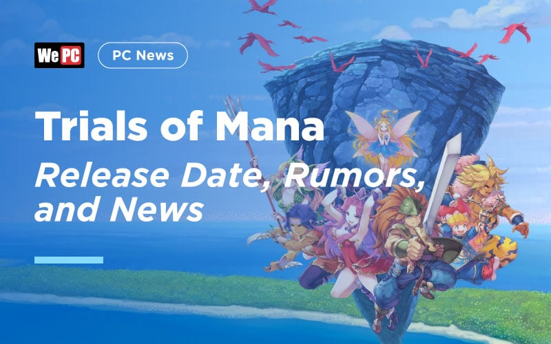 Trials of Mana release