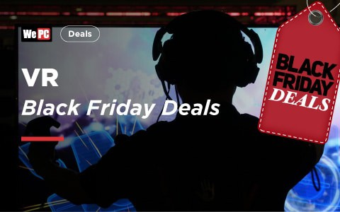 VR Black Friday Deals 2019 - WePC com
