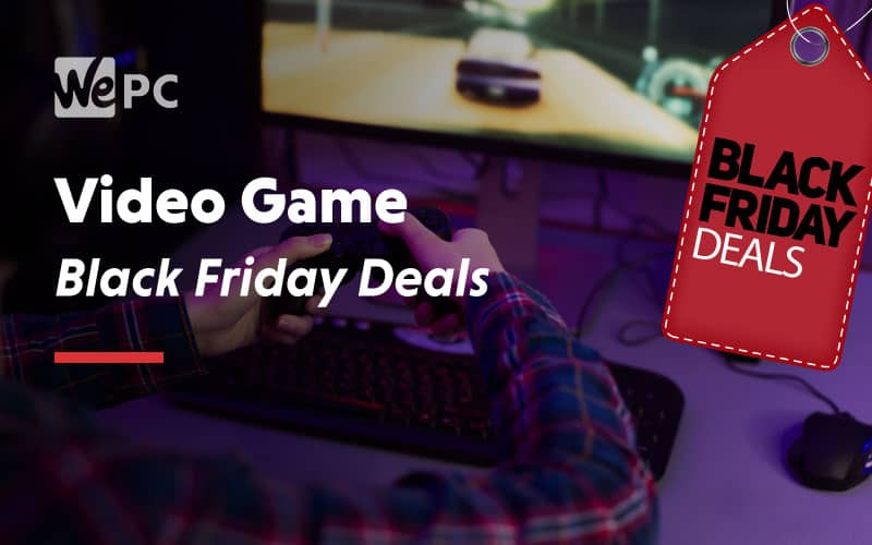 Video Game Black Friday Deals 2
