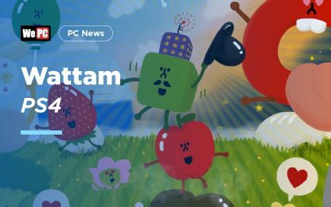 Wattam PS4