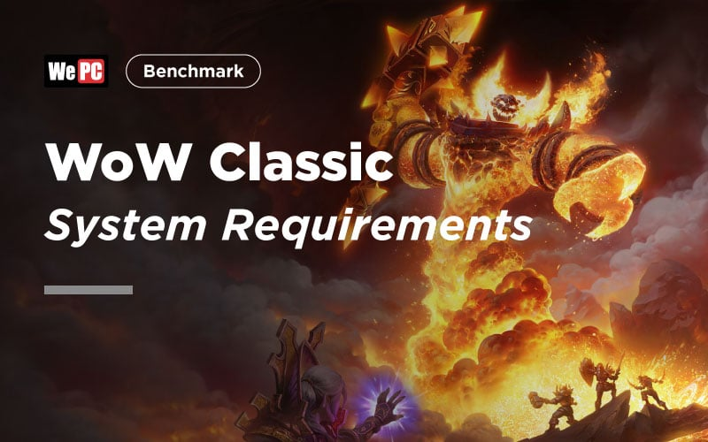 WoW Classic System Requirements