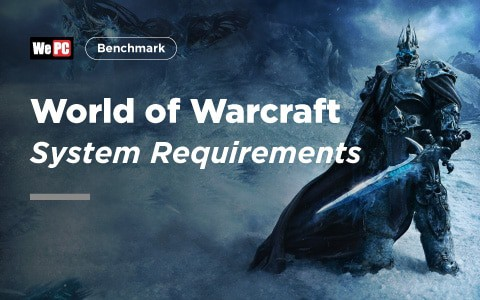 World of Warcraft System Requirements 1