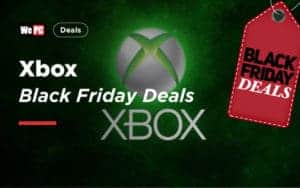Xbox Black Friday Deals