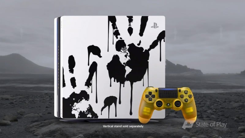 death stranding ps4 pro bundle