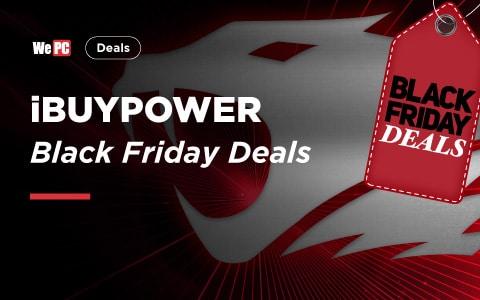 iBuyPower Black Friday Deals