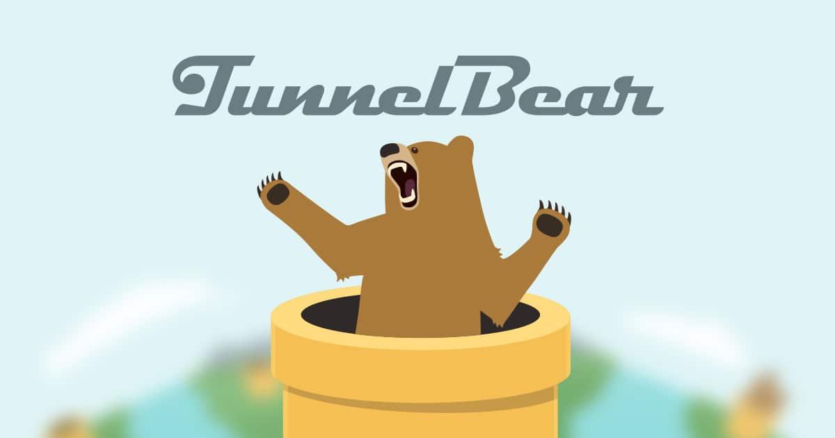 TunnelBear Free