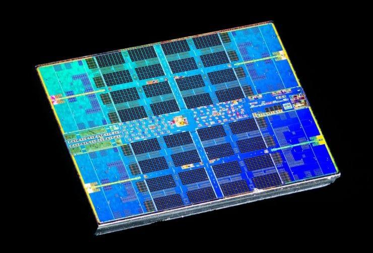 AMD EPYC Rome CPUs 39.54 Billion Transistors