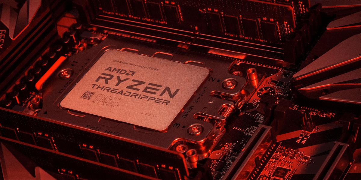AMD threadripper release