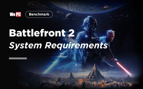 Battlefront 2 System Requirements