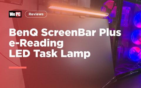 BenQ ScreenBar Plus e Reading LED Task Lamp
