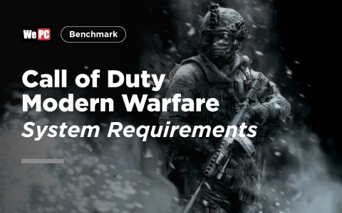 Call of Duty Modern Warfare System Requirements 1