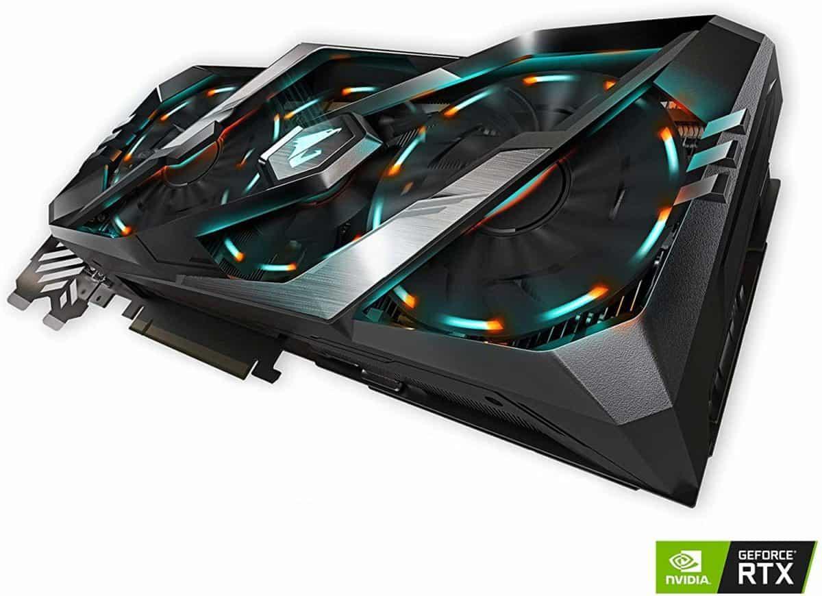 Gigabyte AORUS GeForce RTX 2080 Ti 11G Graphics Card