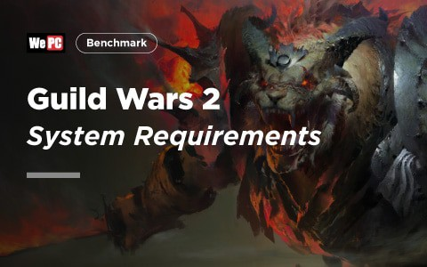 Guild Wars 2 System Requirements