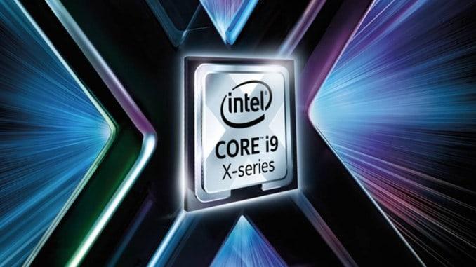 Intel Cascade Lake X CPU