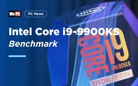 Intel Core i9 9900KS Benchmark 1